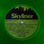 SKYLINERS - PRE-FLIGHT (Green vinyl)