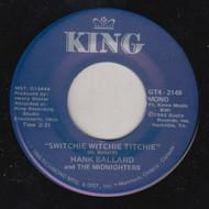 HANK BALLARD AND MIDNIGHTERS -SWITCHIE WITCHIE TWITCHIE/ TORE UP
