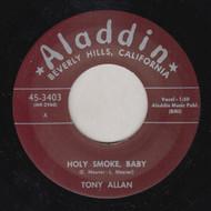 TONY ALLAN - HOLY SMOKE BABY