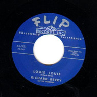 RICHARD BERRY - LOUIE LOUIE