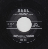 MR. BO - HEARTACHES AND TROUBLES