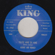 BOBBIE AND RONALD - YOU'RE MINE OH MINE