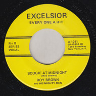 ROY BROWN - BOOGIE AT MIDNIGHT