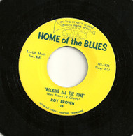 ROY BROWN - ROCKIN ALL THE TIME