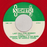 CHOKER CAMPBELL - LAST CALL FOR WHISKEY
