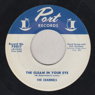 CHANNELS - THE GLEAM IN YOUR EYE