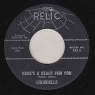 CHORDELLS - HERE'S A HEART FOR YOU