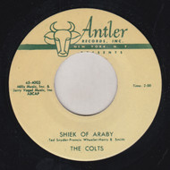 COLTS - SHIEK OF ARABY