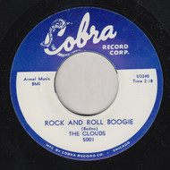 CLOUDS - ROCK AND ROLL BOOGIE
