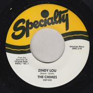 CHIMES - ZINDY LOU