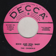CHORALS - ROCK AND ROLL BABY