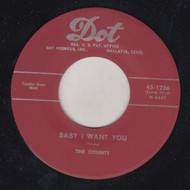 COUNTS - BABY I WANT YOU