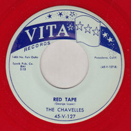 CHAVELLES - RED TAPE