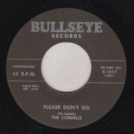 CORDELLS - PLEASE DON'T GO