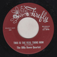 BILLY DAWN QUARTET- THIS IS THE REAL THING