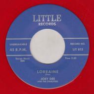 JOEY DEE AND THE STARLITERS - LORRAINE