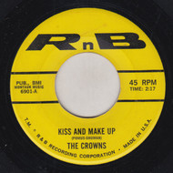 CROWNS - KISS AND MAKE UP