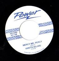VARETTA DILLARD - MERCY MR. PERCY