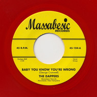 DAPPERS - BABY YOU KNOW YOU'RE WRONG (45)