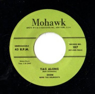 DION AND THE BELMONTS - TAG ALONG