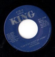 DOMINOES - CAN'T DO SIXTY NO MORE/PEDAL PUSHIN' PAPA