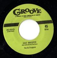 DU DROPPERS - JUST WHISPER