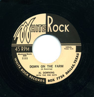 AL DOWNING - DOWN ON THE FARM