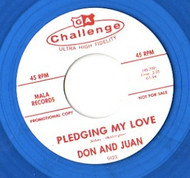 DON AND JUAN - PLEDGING MY LOVE
