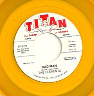 ELEMENTS - BAD MAN