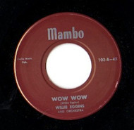 WILLIE EGGINS - WOW WOW