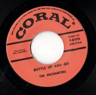 ENCHANTERS - BOTTLE UP AND GO/ SANTA CLAUS MAMBO