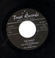 FIVE DIAMONDS - THE NIGHT