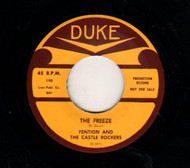 FENTON AND THE CASTLE ROCKERS - THE FREEZE