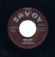 H-BOMB FERGUSON - GOOD LOVIN' / BOOKIE'S BLUES