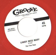 FIVE KEYS - LAWDY MISS MARY