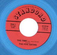 FIVE SATINS - THE TIME