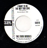 FOUR BUDDIES - I WANT TO BE THE BOY YOU LOVE