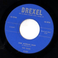 GEMS - ONE WOMAN MAN
