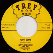 RAY GERDSEN - FATTY HATTIE