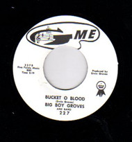BIG BOY GROVES - BUCKET O BLOOD