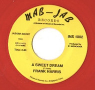 FRANK HARRIS - A SWEET DREAM