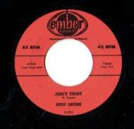RUDY GREENE - JUICY FRUIT