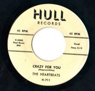 HEARTBEATS - CRAZY FOR YOU