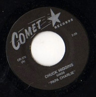 CHUCK HIGGINS - PAPA CHARLIE