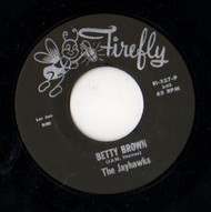 JAYHAWKS - BETTY BROWN