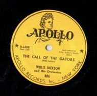 WILLIS JACKSON - THE CALL OF THE GATORS