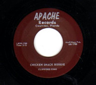 CLIFFORD KING - CHICKEN SHACK BOOGIE