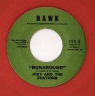 JOEY AND THE OVATIONS - RUN-AROUND