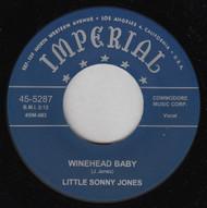LITTLE SONNY JONES - WINEHEAD BABY