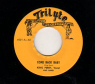 KING PERRY - COME BACK BABY